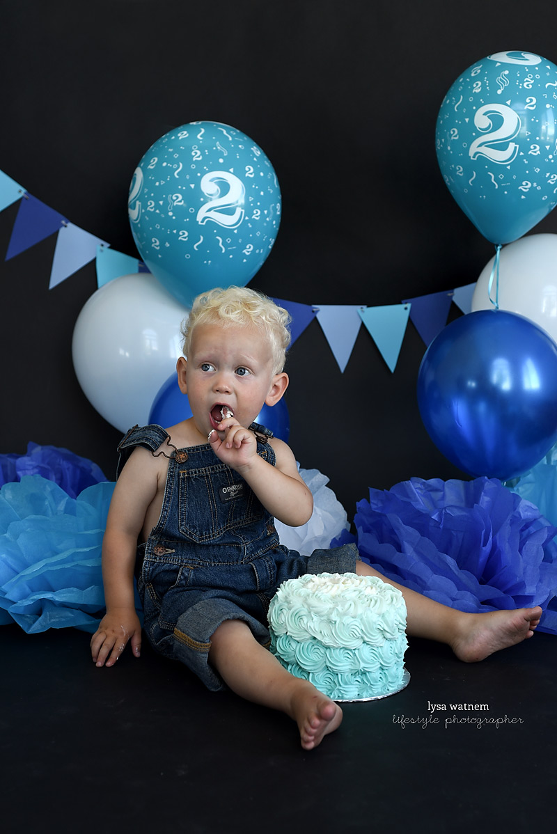 Posted In Cake Smash Children Tagged 2nd Birthday SmashbaloonsBirthday Photosblack Whitecake Smashcake Photographercake PhotographyKanata