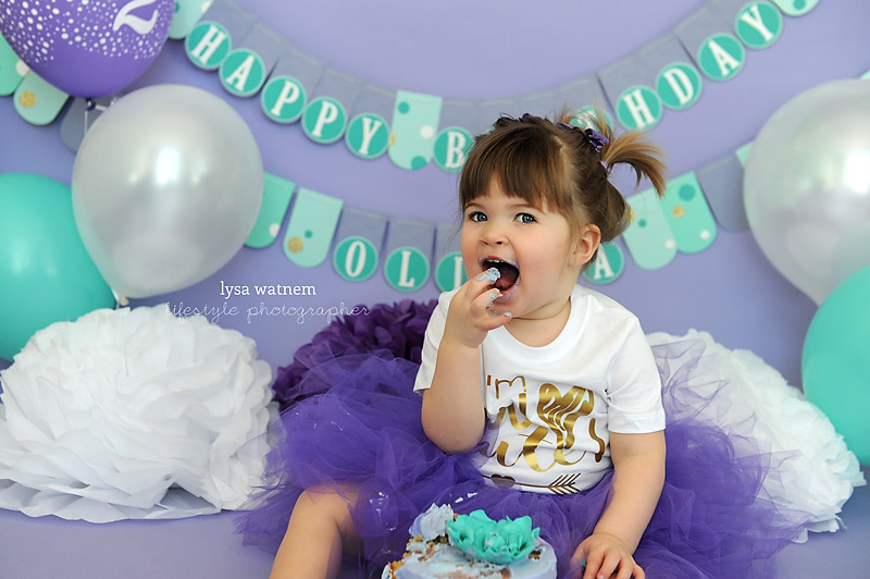 Posted In Cake Smash Tagged 2nd Birthday Smashcake Photographycake PhotosIm Two CuteKanata PhotographerOttawa Childrens